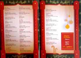 Programação Natal Canela 2017