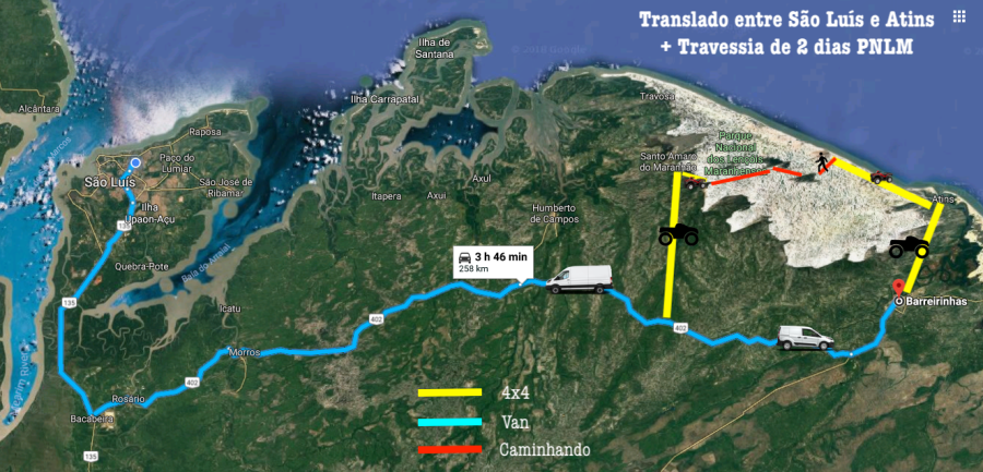 Translado SL PNLM