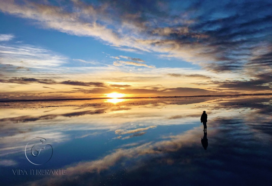 Best uyuni sunrise